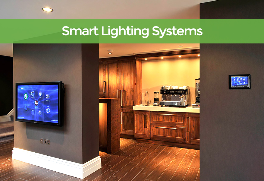 Smart Lighting Systems Dorset