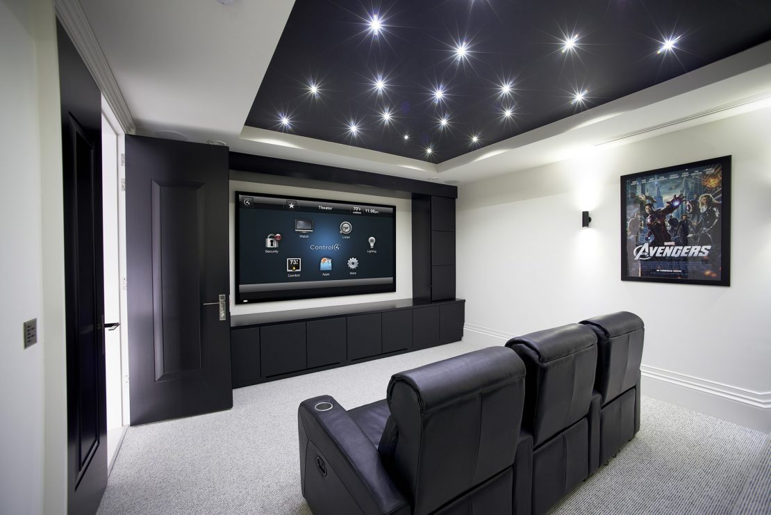 Home Cinema Installation Company in Dorset