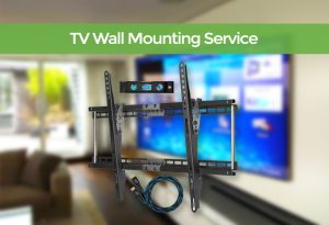 TV Wall Mounting Service Dorset