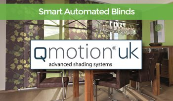 QMotion Blinds UK - Smart Automated Shade Control