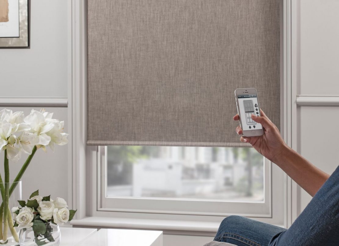 Taupe Blind iPhone App