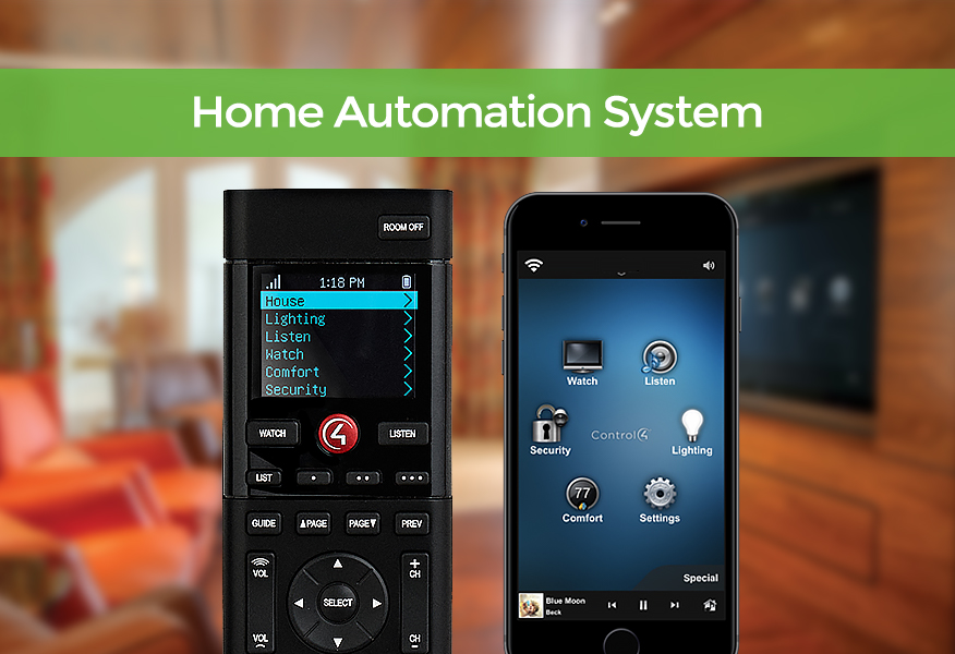Control4 Dorset Dealers » Home Automation Systems » Unique ...