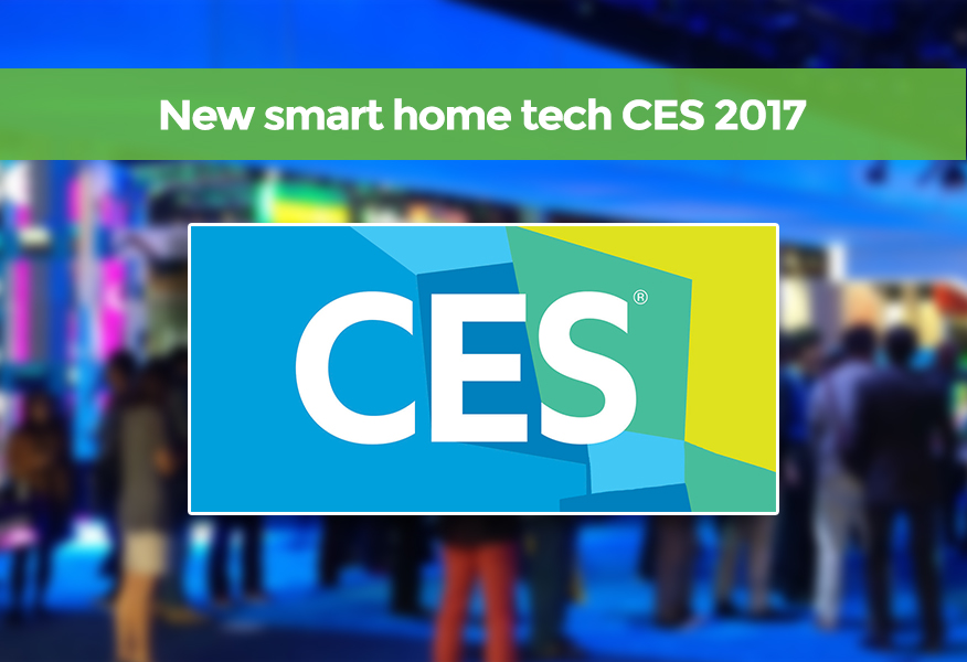new smart home tech from ces 2017 las vegas unique tech solutions. Black Bedroom Furniture Sets. Home Design Ideas