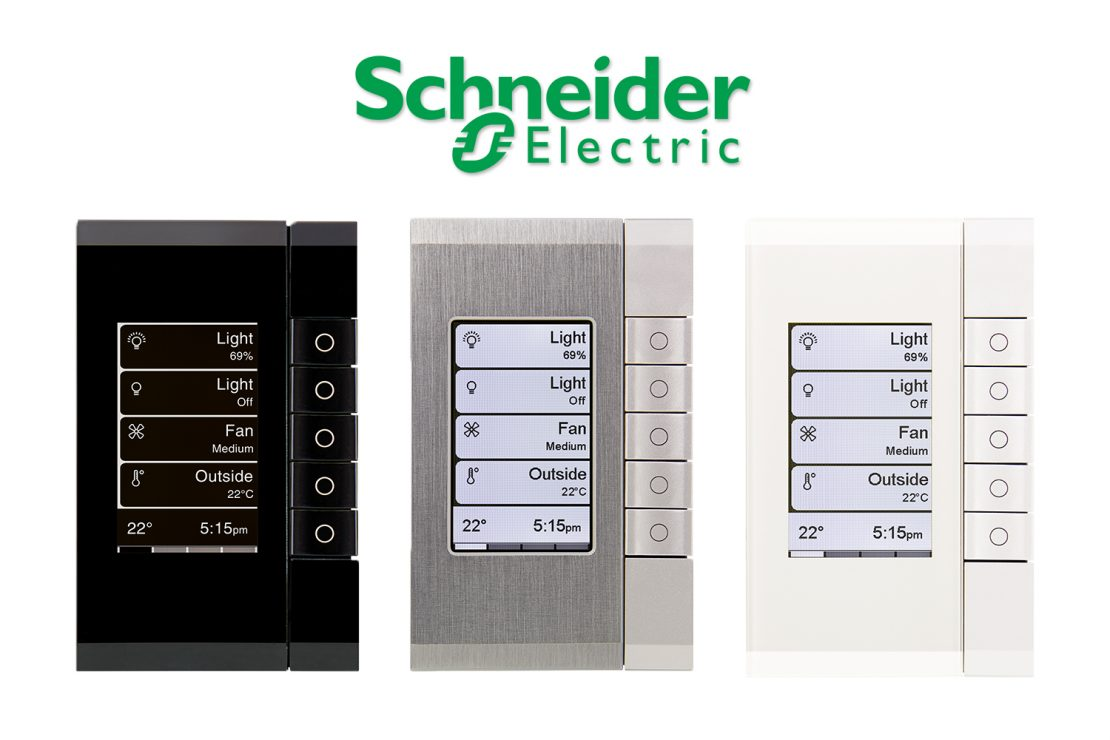 Lighting control systems from Schneider Electric installed by Unique ...