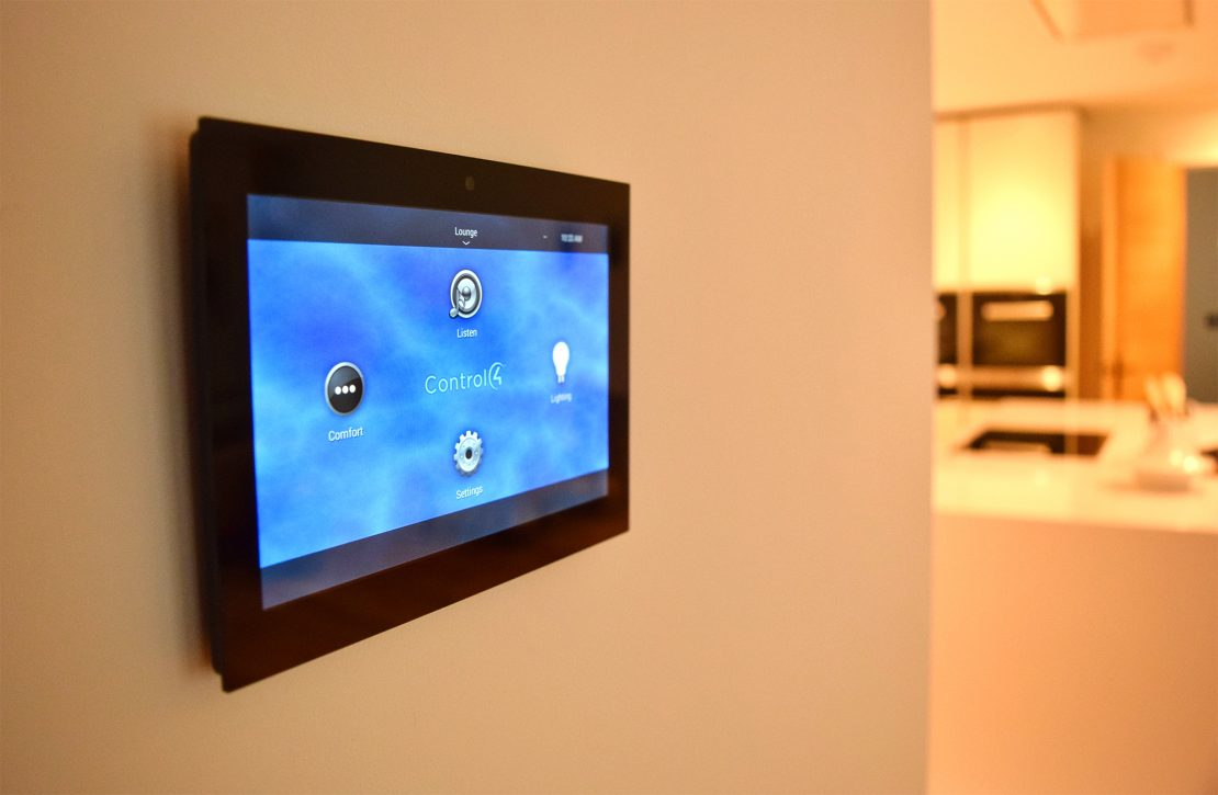 hampshire home automation system feat control4 and knx lighting. Black Bedroom Furniture Sets. Home Design Ideas